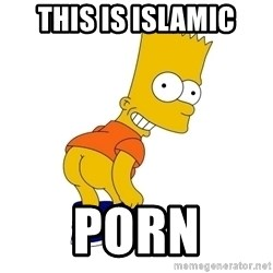 Barthes Simpson - This is Islamic Porn