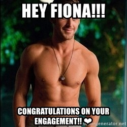 ryan gosling overr - Hey fiona!!! CongratulationS on your engagement!! ❤