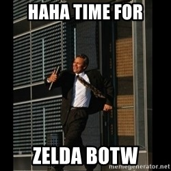 HAHA TIME FOR GUY - Haha time for Zelda botw