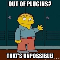 Ralph Wiggum - Out of plugins? That's unpossible!