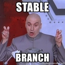 Dr. Evil Air Quotes - stable branch