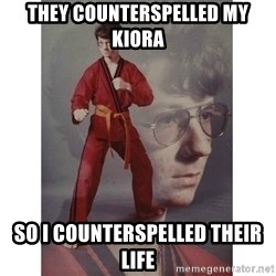 Karate Kid - They counterspelled my Kiora so I counterspelled their life