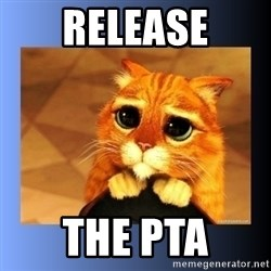 puss in boots eyes 2 - Release The PTA