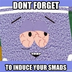 Towelie - Dont forget To induce your smadS