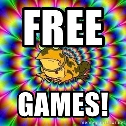 hypno toad - Free            Games!