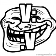 Troll Face in RUSSIA! - v:  :v