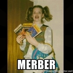 Gersberms Girl -  Merber