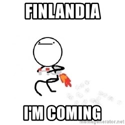 Nothing To Do Here (Draw) - Finlandia i'm coming