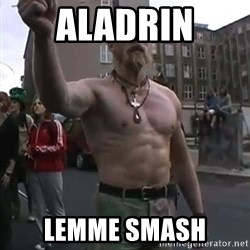 Techno Viking - aladrin lemme smash