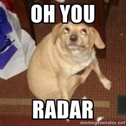 Oh You Dog - Oh you Radar