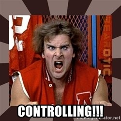 Revenge of the Nerds -  CONTROLLING!!!