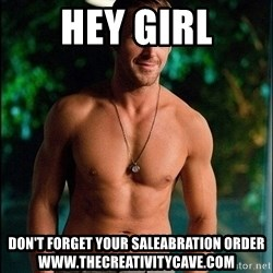 ryan gosling overr - Hey Girl Don't forget your saleabration order www.thecreativitycave.com