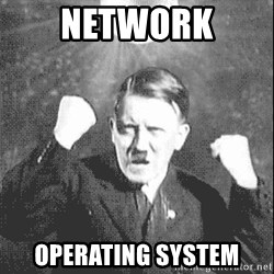Disco Hitler - network operating system