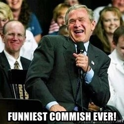 Laughing Bush -  Funniest commish ever!