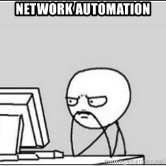 computer guy - Network automation