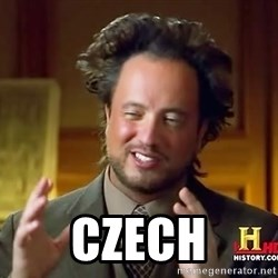 Ancient Aliens -  CZECH
