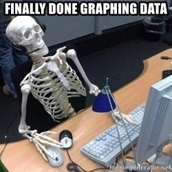 skeleton waiting still again - Finally done graphing data