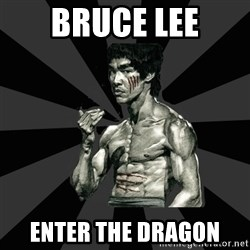 Bruce Lee Figther - bruce lee enter the dragon