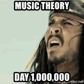 Jack Sparrow Reaction - mUSIC THEORY dAY 1,000,000