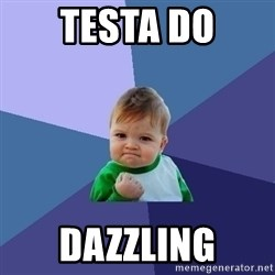 Success Kid - TESTA DO DAZZLING