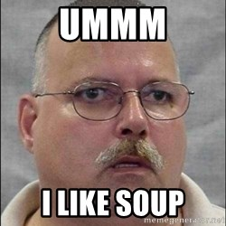 Are You A Wizard - Ummm I like soup