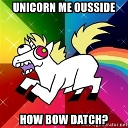 Lovely Derpy RP Unicorn - unicorn me ousside how bow datch?