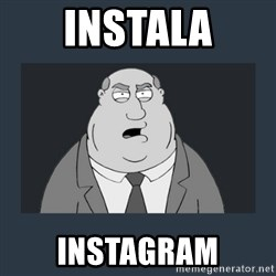 Family Guy Smoke - instala instagram