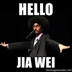 AFRO Knows - Hello Jia Wei