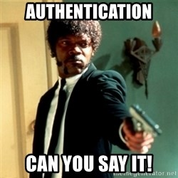 Jules Say What Again - AUTHENTICATION Can you say it!