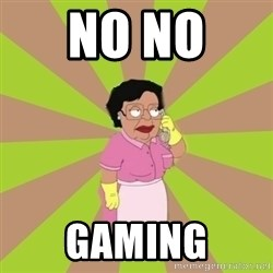 Consuela Family Guy - No no  Gaming