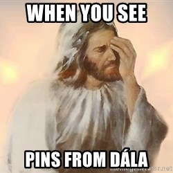 Facepalm Jesus - When you see  Pins from dála