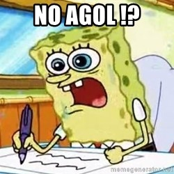 Spongebob What I Learned In Boating School Is - No AGOL !?