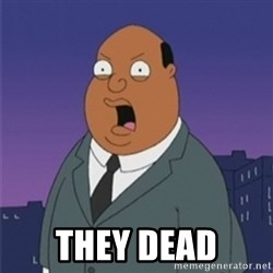 ollie williams -  They Dead