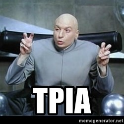 dr. evil quotation marks -  TPIA