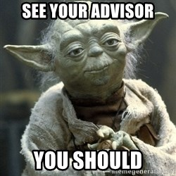 Yodanigger - See Your Advisor You Should