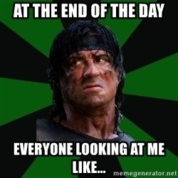 remboraiden - At the end of the day Everyone looking at me like...