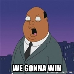 ollie williams -  We gonna win