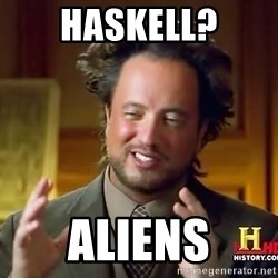 Ancient Aliens - HASKELL? ALIENS