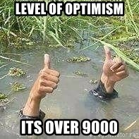 nais gan - level of optimism its over 9000