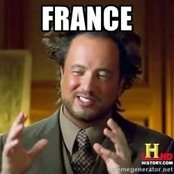 Ancient Aliens - france