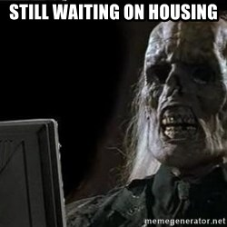 OP will surely deliver skeleton - Still waiting on Housing