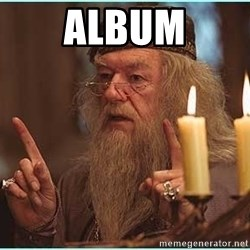 dumbledore fingers - album