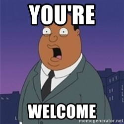 ollie williams - You're  Welcome
