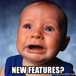 Crying Baby -  new features?