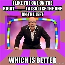 Harry Hill Fight - I like the one on the right.............i also like the one on the left Which is better