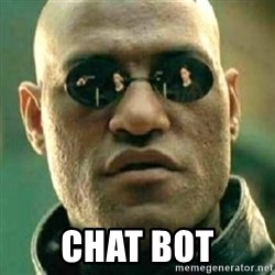 what if i told you matri -  chat bot