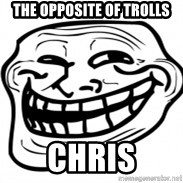 Troll Face in RUSSIA! - The opposite of trolls chris