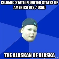 Jonnen Neuvo - Islamic State in United States of America (US / USA)  The Alaskan of Alaska