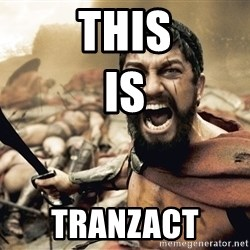 Spartan300 - This            is           Tranzact