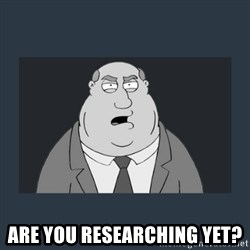 Family Guy Smoke -  Are you researching yet?